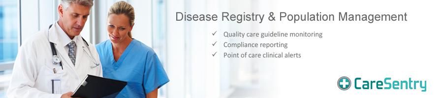 Disease Registry Amp Care Management Disease Registry